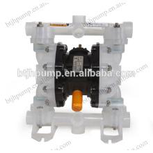 Pompe à double membrane pneumatique en acier inoxydable de bonne qualité