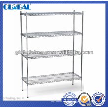 chrome wire shelf