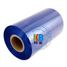 Zebra Godex TSC Printer 110x300m core 1 inch Blue Ruban pour imprimantes à code-barres en cire de qualité supérieure