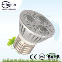 leistungsstärkste LED-Strahler 3W Birne