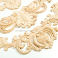 decoration sculpted exquisite wood onlay
