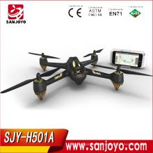 Hubsan X4 AIR H501A WIFI FPV Drone con cámara 1080P HD sin escobillas GPS RC Quadcopter APP función Waypoint de control SJY-H501A