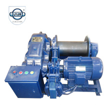 Chinese Manufacturer High Speed Hydraulic Forest Winch