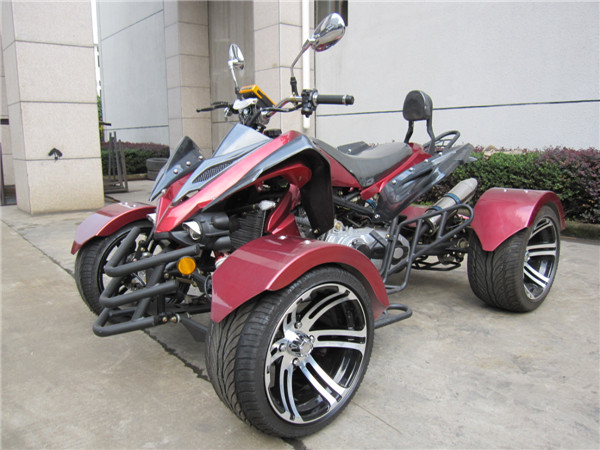 Camino Legal Quad 300 CC