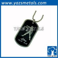 customize horoscope army dog tag, Libra dog tag