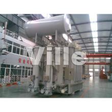 Transformador eléctrico del horno del arco con Oltc