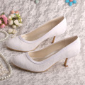 Where to Shop for Wedding Shoes Lace
