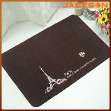 Tapis de tapis de porte d'impression en nylon