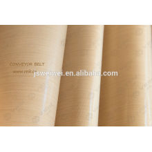 Porous fabric teflon coated fiberglass fabric with heat resistance