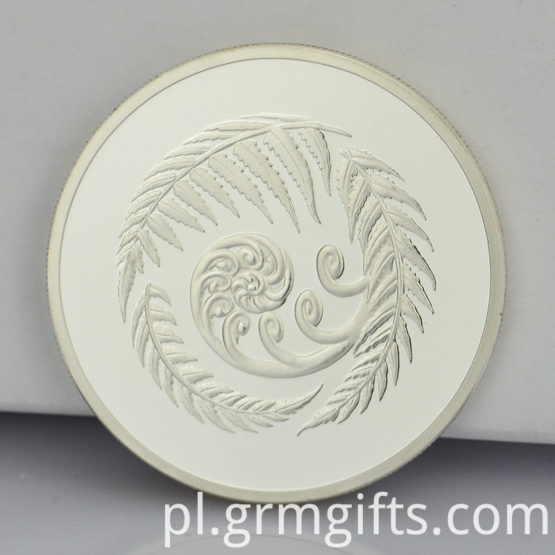 Gold Plated Logo With Proof Coin