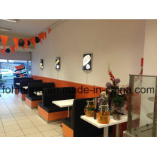 Pizza Restaurant Dining Table and Sofa Booth (FOH-RFS1)