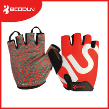 Half Finger Multi-Functional Cool Breathable Custom Cycling Gloves
