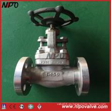 Válvula de compuerta de acero inoxidable