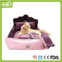 Alta qualidade aristocrática suave confortável pet cama (hn-pH579)