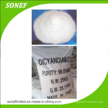 High Quality 99.5% Dicyandiamide DCDA Fertilizer