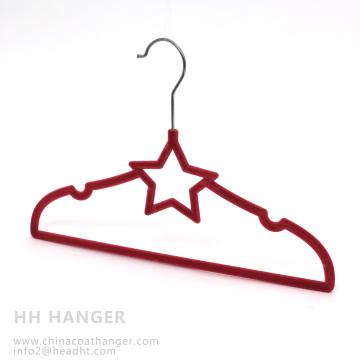 China Plastic Hanger, Cheap Coat Hanger, Flocked Hanger