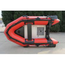 Pliage des bateaux gonflables de moteur à vendre