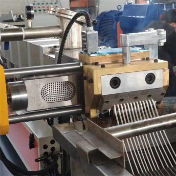 Calcium Carbonate Filler Masterbatch Pelletizing Machine