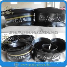 650/750-16 mat tire and Inner tube tire