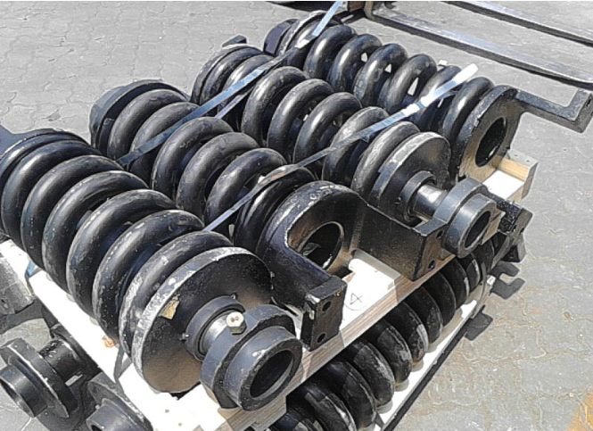 Tensioner Assembly of Excavators