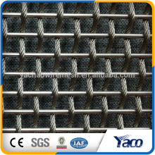 decorative wire mesh for upholstery and curtain wall mesh