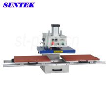 Suntek Hitze-Presse-automatische T-Shirt Wärmeübertragungs-Druckmaschine
