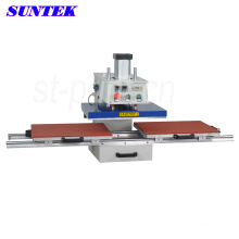 Suntek Heat Press Automatic T Shirt Heat Transfer Printing Machine