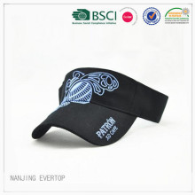 Cotton Silk Screen Print Visor Cap