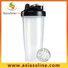 2015 caliente venta plástico alta calidad BPA libre beber Copa coctelera