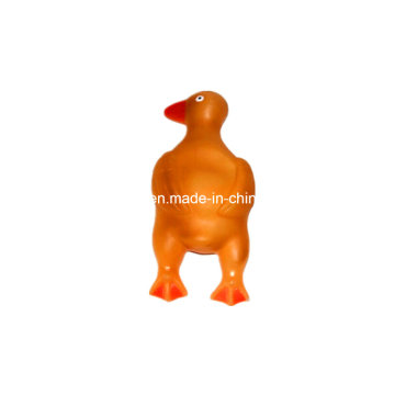 Игрушка для игрушек для собак с виниловым утином