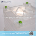 multi purpose plastic storage box custom plastic storage box with wheels and handle