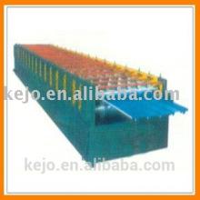 Doppelschicht gewellte Metalldach- / Wandtafelrahmen-Rollenformmaschine