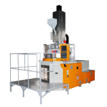 Vertical Injection Rotary Table Machine