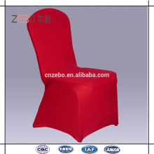Best Selling Colorful Cheap Spandex Fabric Fancy Chair Covers for Wedding
