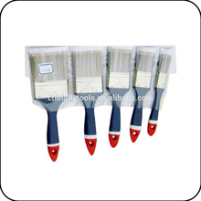 5pcs synthetic filament hollow paint brush set