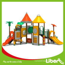 3 years Warrantied Factory Price Plastic Outside Equipment from Local Playground Supplier