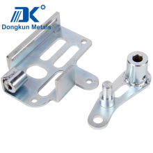 Pièces d'estampage en métal personnalisées avec placage au zinc