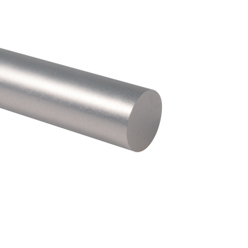 Silver Anodized Aluminum Tube Aluminum Polished Tube