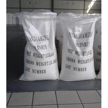 White Powder 99.5% min. Dicyandiamide