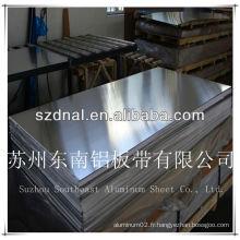 Feuille / plaque en aluminium OO aa3004