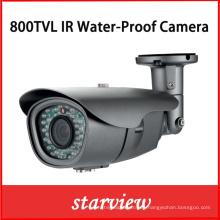 800tvl impermeable IR CCTV cámara de seguridad de la bala (W22)