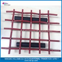 Красный экран сетки с хорошим качеством для экспорта