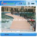 Deck für Swimmingpool