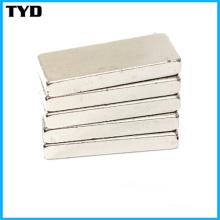 2016 De alta calidad sinterizado Super N48 NdFeB Permanent Magnet Block