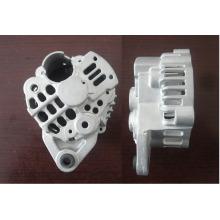 Partes del generador del motor