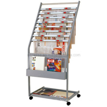 Metal Newspaper Stand Magizine Stand (DM25)