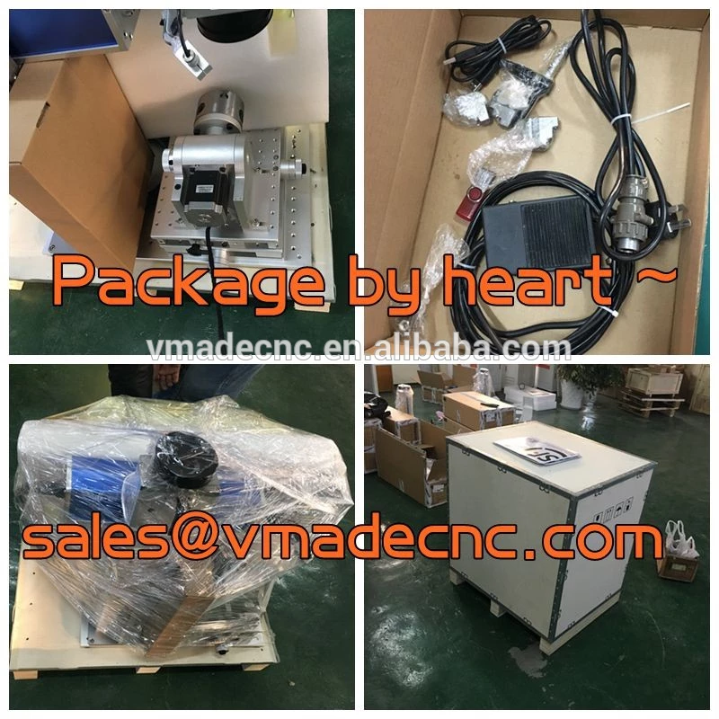 Fiber Laser Marking Machine Package