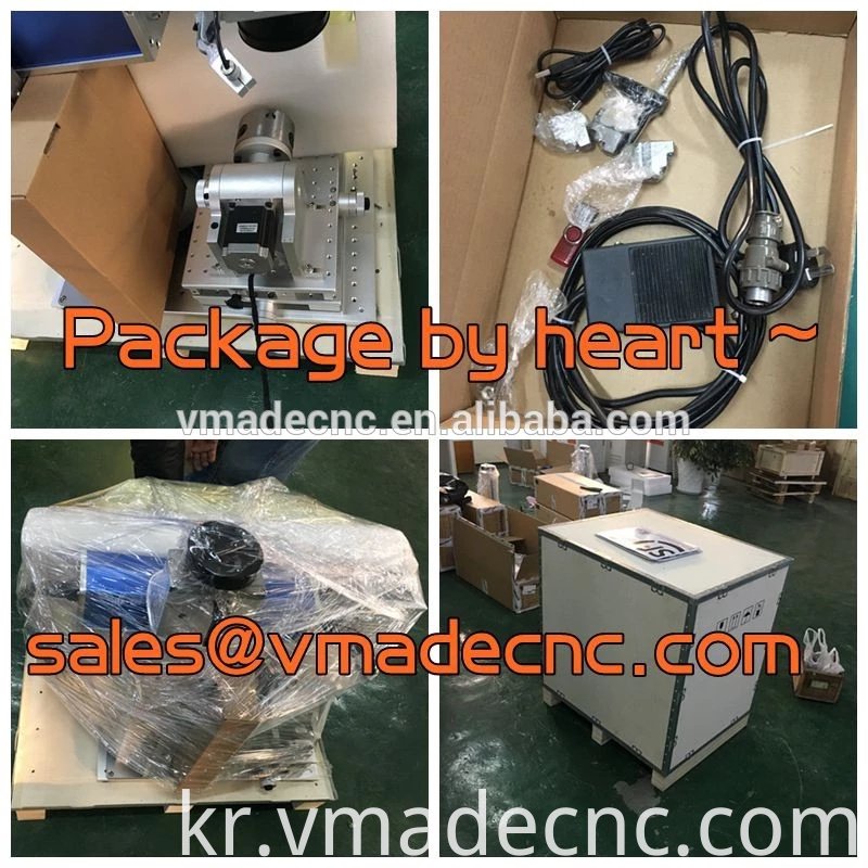 Fiber Laser Marking Machine Package