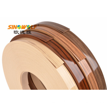 High Gloss MDF Used PVC Edge Banding