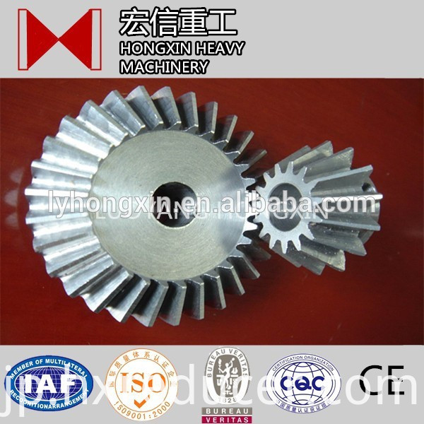 Auto Parts Differential Spiral Bevel Gear Mitsubishi